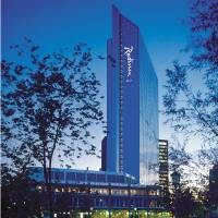 Radisson Blu Plaza Hotel card