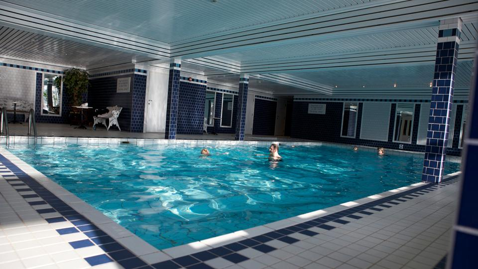 Quality Straand Hotel svimming pool
